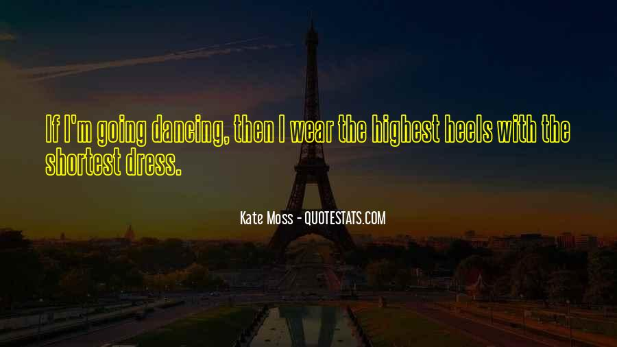 Quotes About Fashion And Heels #466367