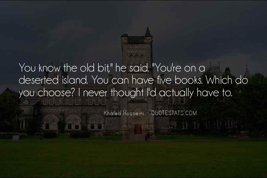 I'd Choose You Quotes #1086557