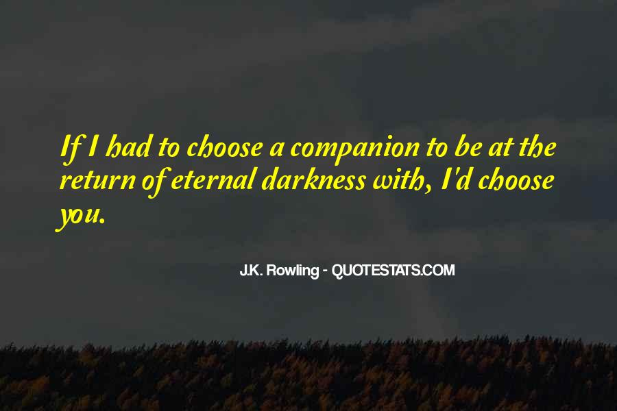 I'd Choose You Quotes #1144708