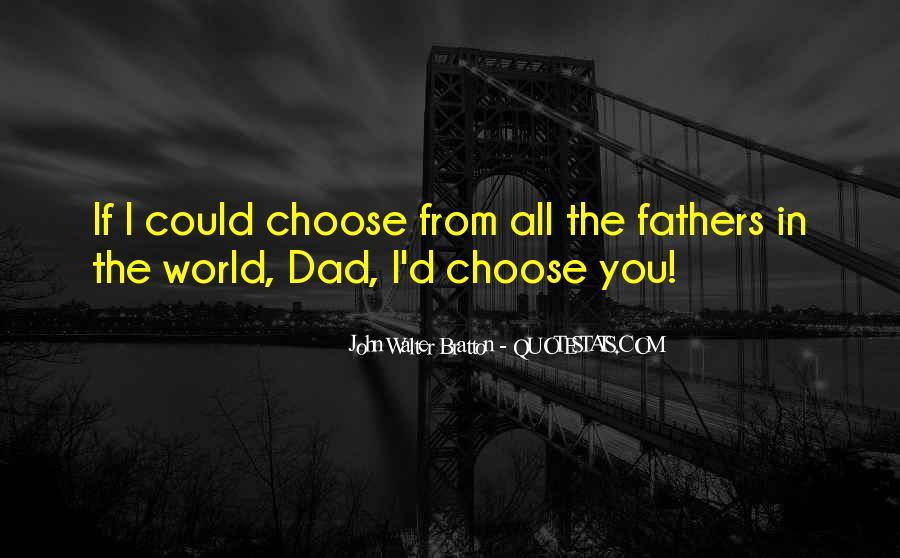 I'd Choose You Quotes #1451044