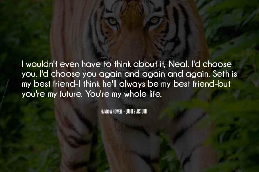 I'd Choose You Quotes #1644225