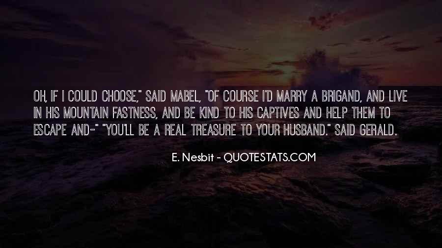 I'd Choose You Quotes #1751119