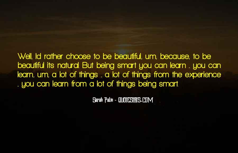 I'd Choose You Quotes #390656