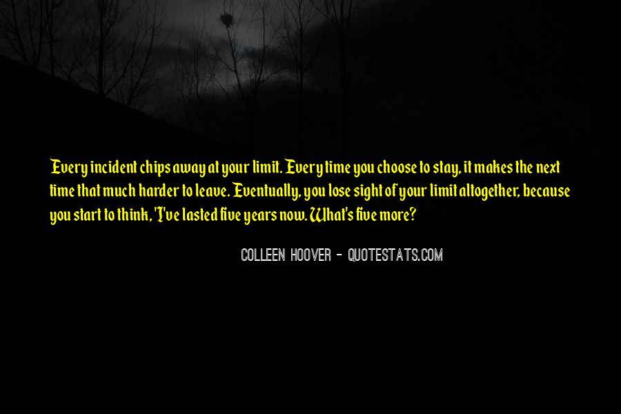 I'd Choose You Quotes #53072