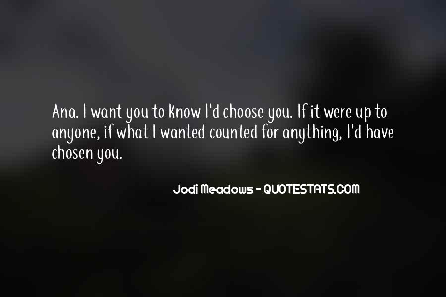 I'd Choose You Quotes #732961