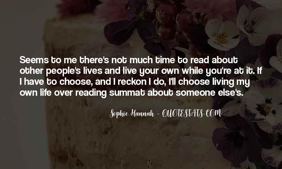 I'd Choose You Quotes #79885