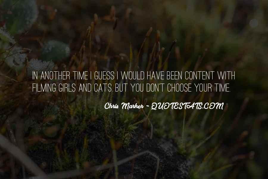 I'd Choose You Quotes #80083