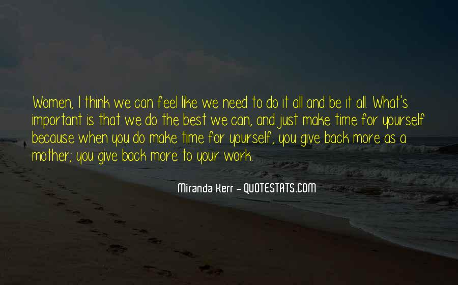 I'd Give It All For You Quotes #532783