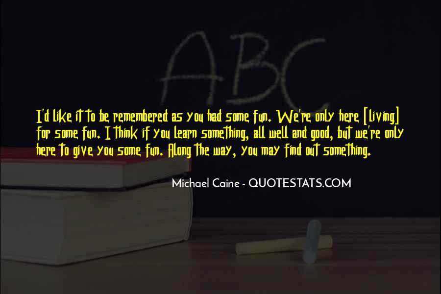 I'd Give It All For You Quotes #873649