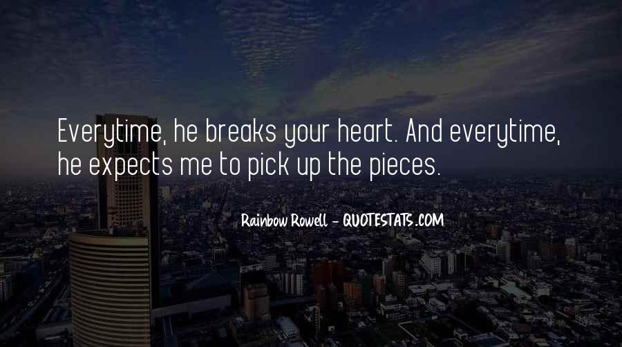 I'd Pick You Everytime Quotes #1634843