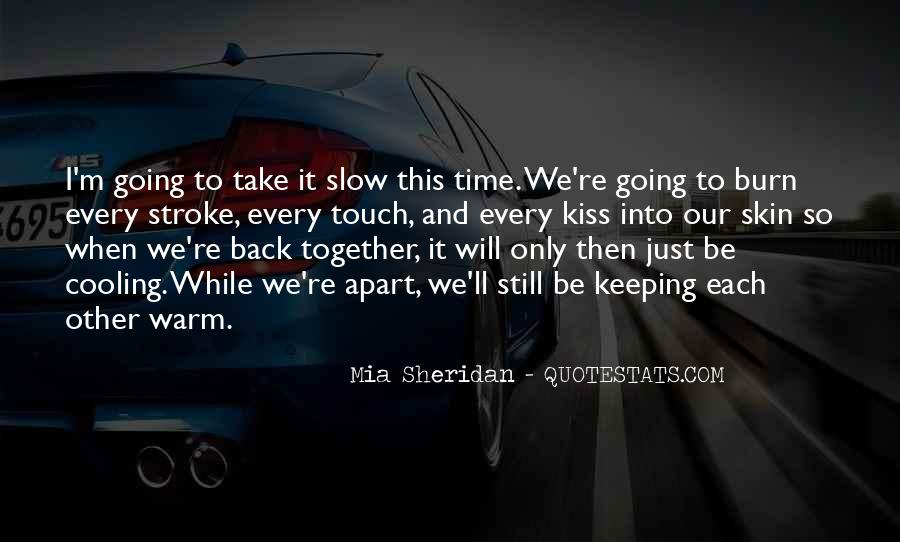 I'll Be Back Quotes #33731