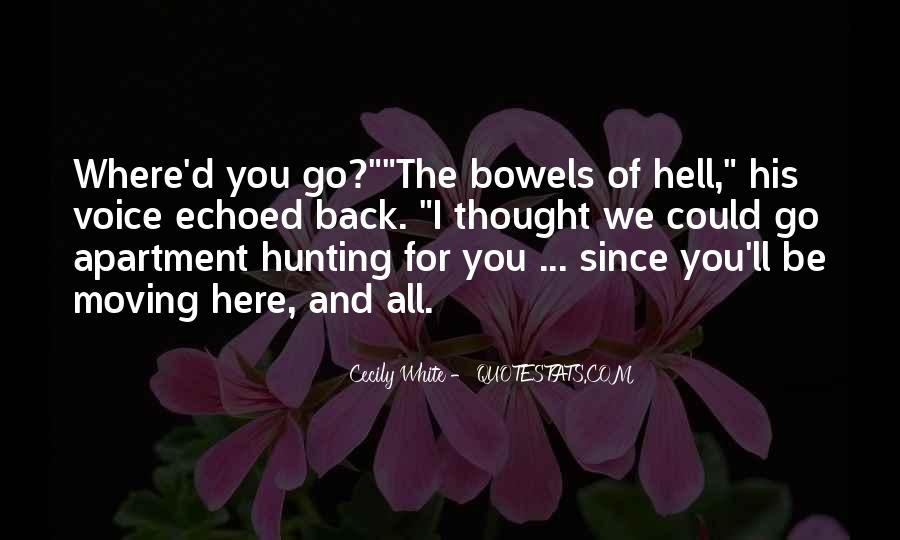 I'll Be Back Quotes #338769