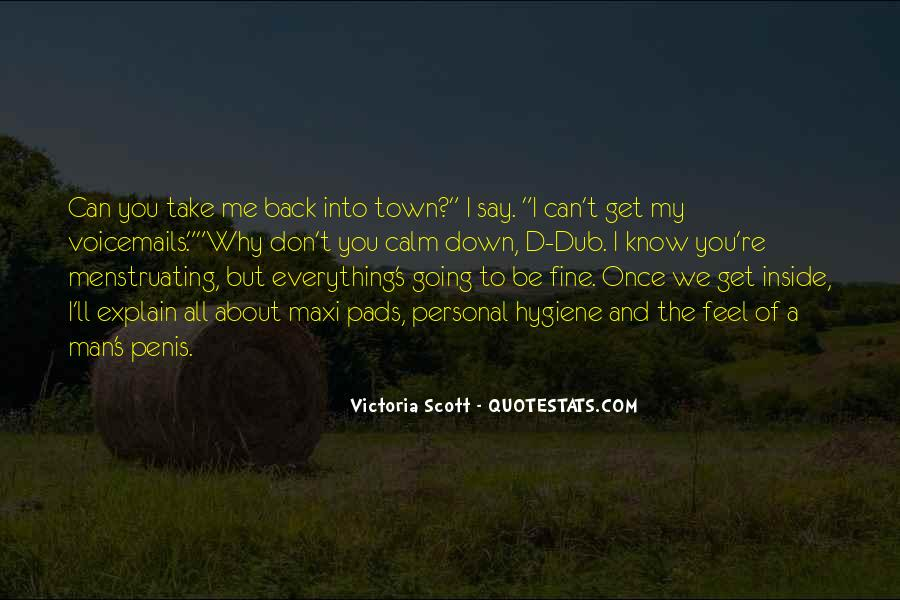 I'll Be Back Quotes #349772