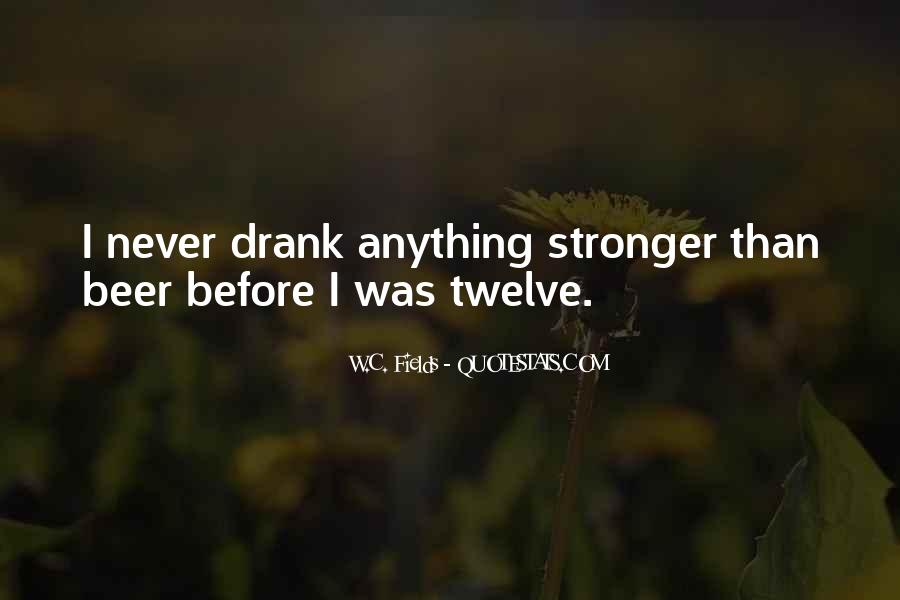 I'll Be Stronger Than Before Quotes #386623