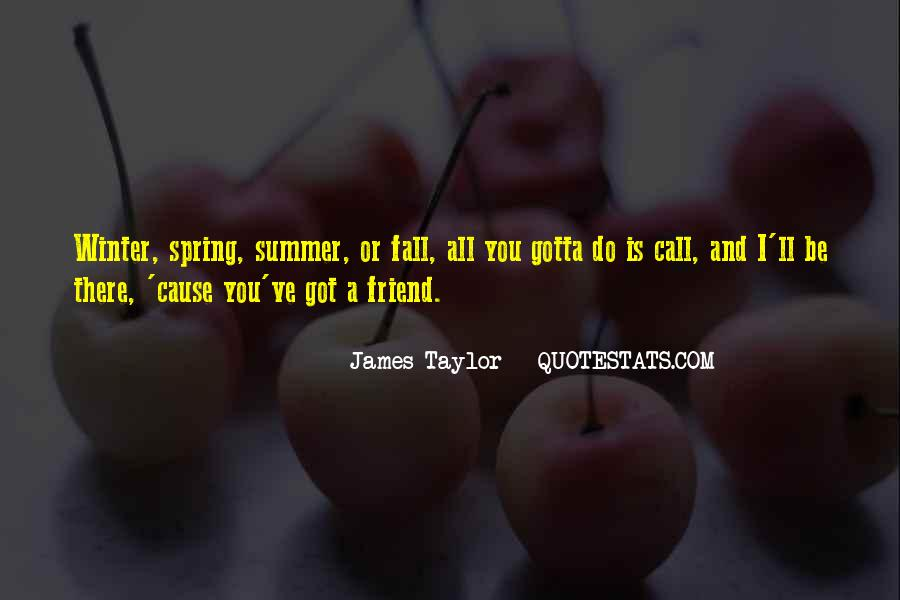 I'll Be There For You Friend Quotes #119589