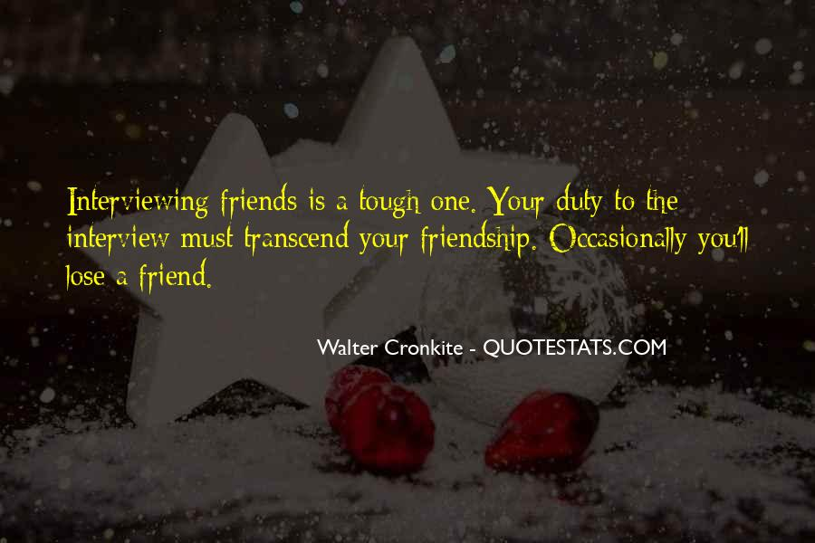 I'll Be There For You Friend Quotes #212443