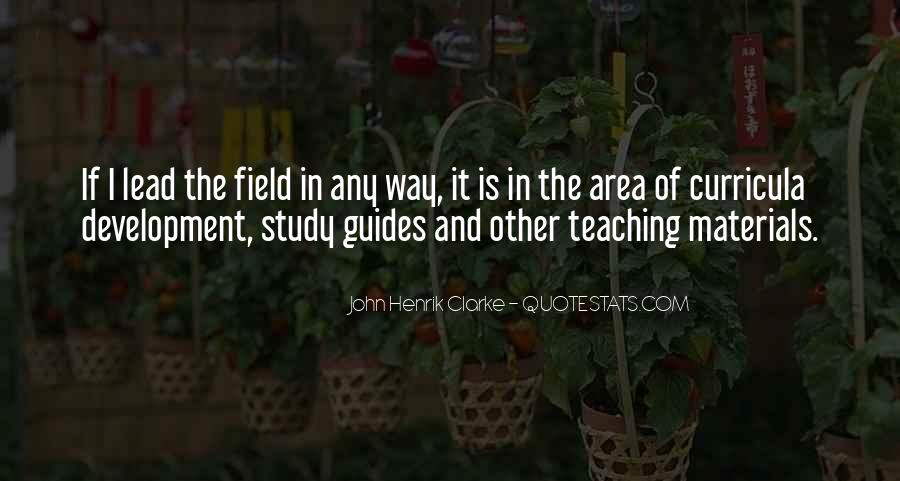 I'll Lead The Way Quotes #1092044