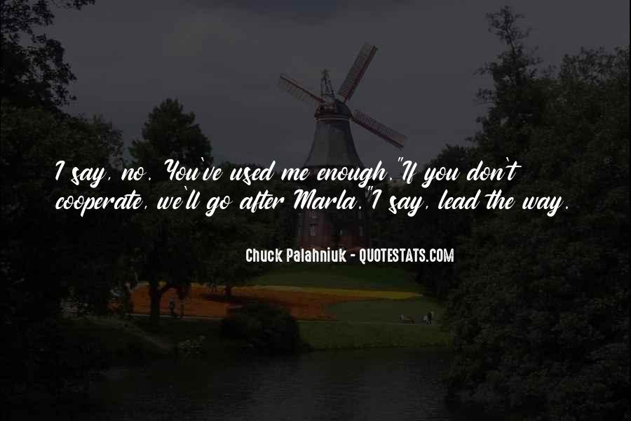 I'll Lead The Way Quotes #1824250
