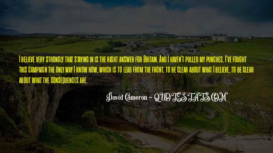 I'll Lead The Way Quotes #593003