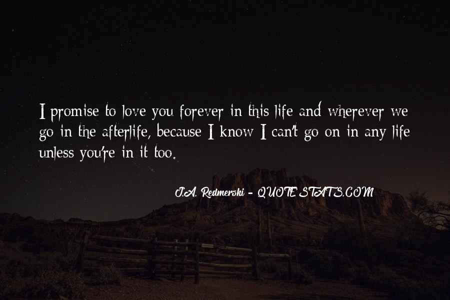 I'll Love You Forever Quotes #143497