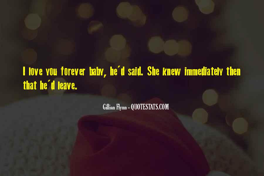I'll Love You Forever Quotes #160370
