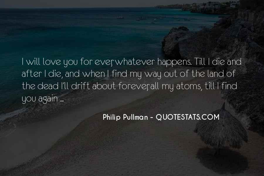 I'll Love You Forever Quotes #1828797