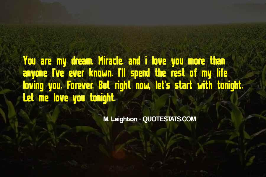 I'll Love You Forever Quotes #1828926