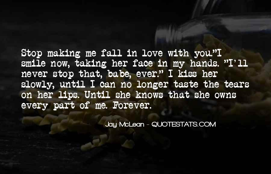 I'll Love You Forever Quotes #276643