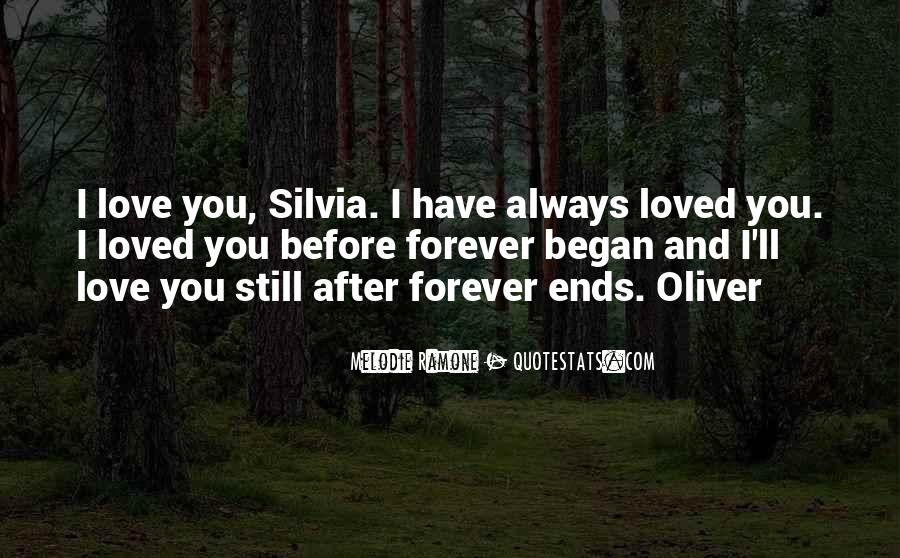 I'll Love You Forever Quotes #587837
