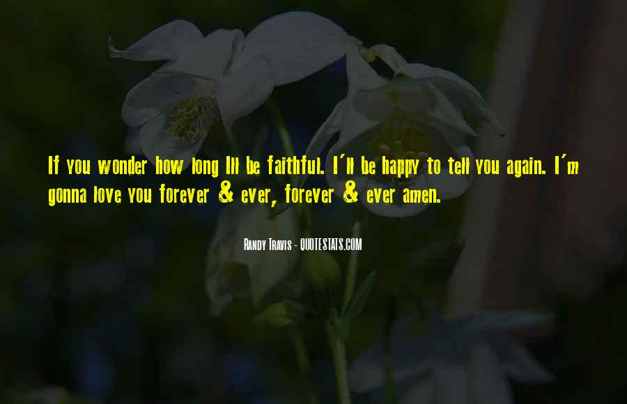 I'll Love You Forever Quotes #666700