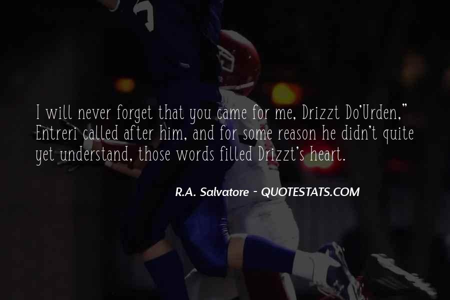 I'll Never Forget Him Quotes #1690291