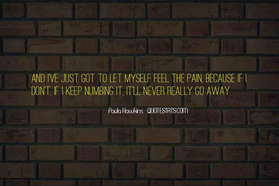 I'll Never Let Go Quotes #1110024