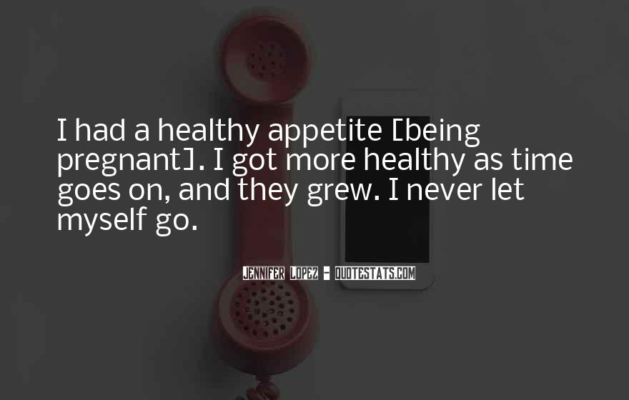 I'll Never Let Go Quotes #146273