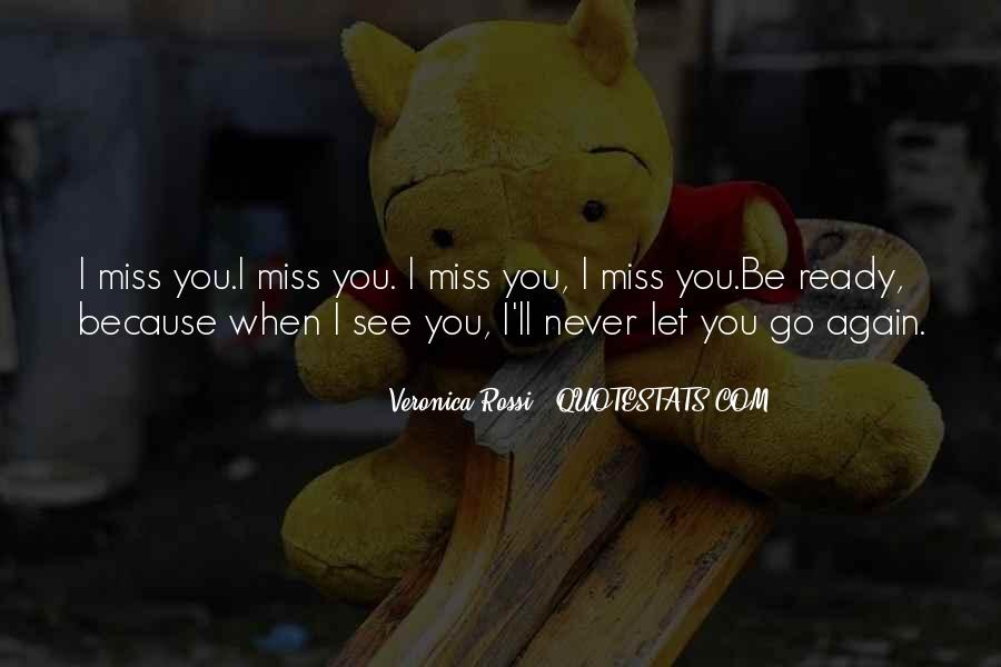 I'll Never Let Go Quotes #1718719