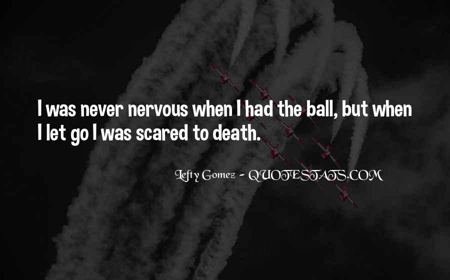 I'll Never Let Go Quotes #194527