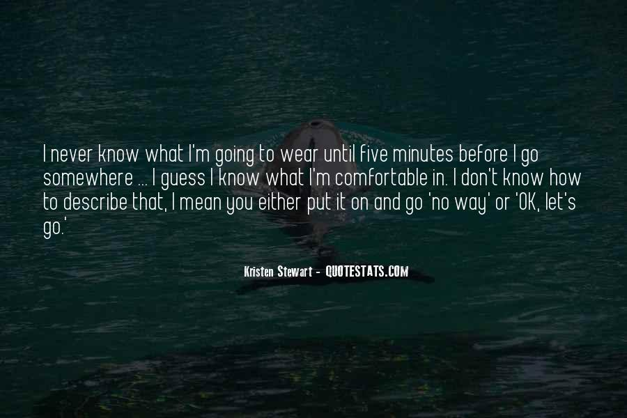 I'll Never Let Go Quotes #341787