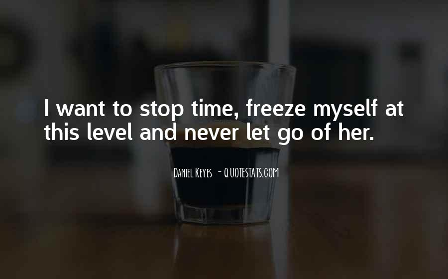 I'll Never Let Go Quotes #359321