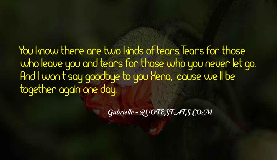 I'll Never Let Go Quotes #789616