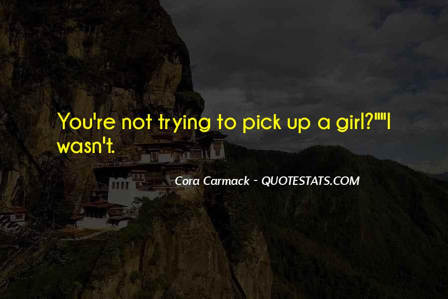 I'll Pick You Up Quotes #264795