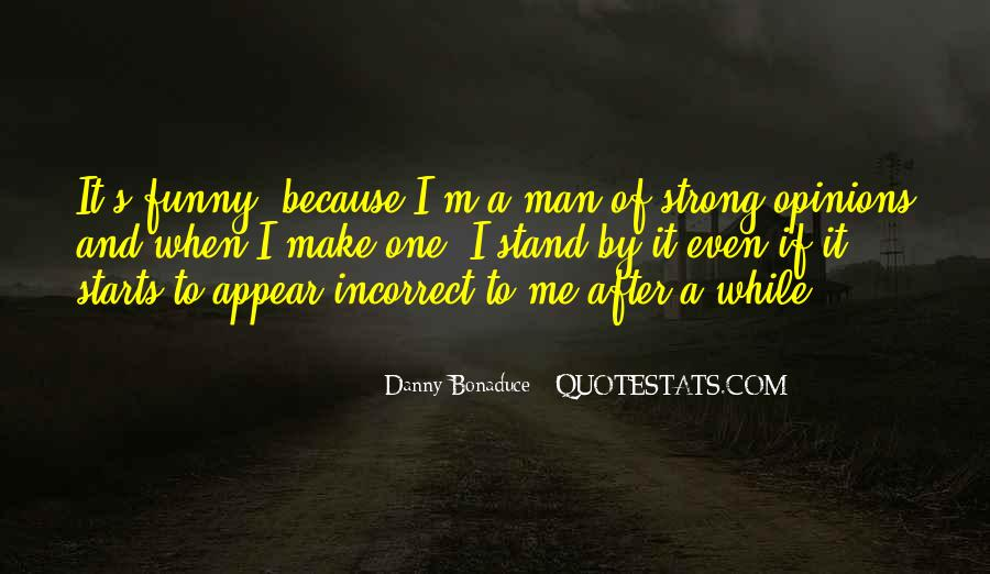 I'll Stand Strong Quotes #1305762