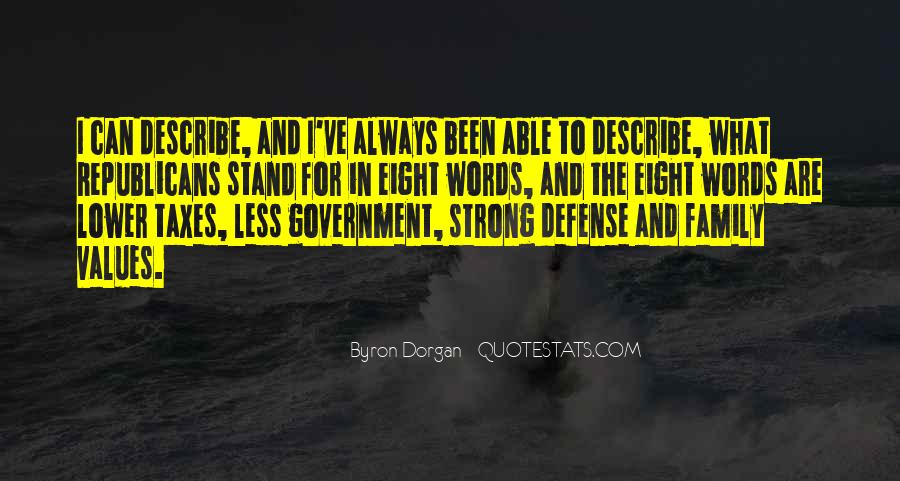I'll Stand Strong Quotes #136282