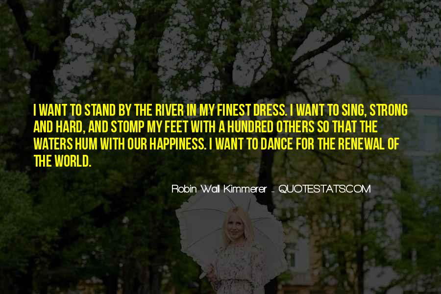 I'll Stand Strong Quotes #1656348