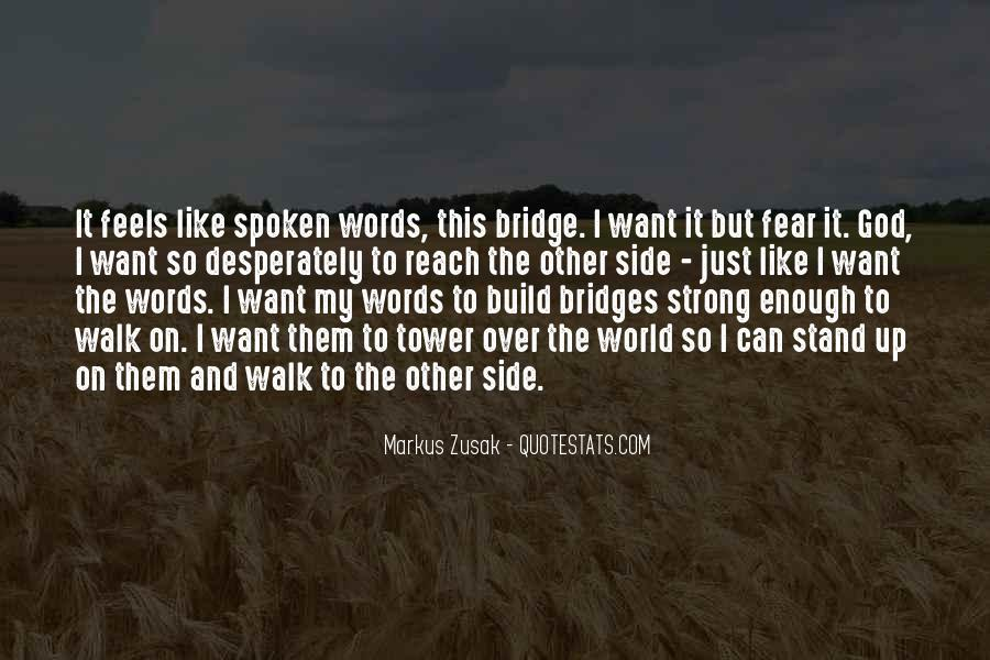 I'll Stand Strong Quotes #575105
