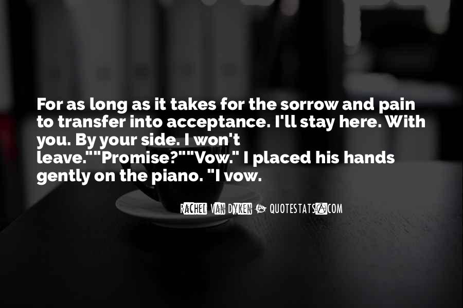 I'll Stay With You Quotes #1041004