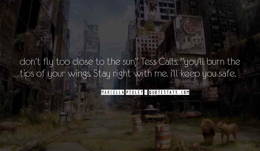 I'll Stay With You Quotes #1304354