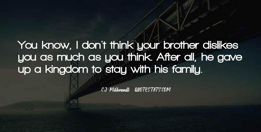 I'll Stay With You Quotes #70868