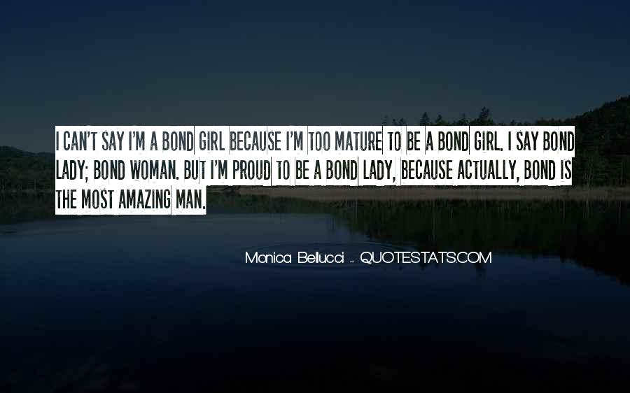 I'm A Lady But Quotes #1706439
