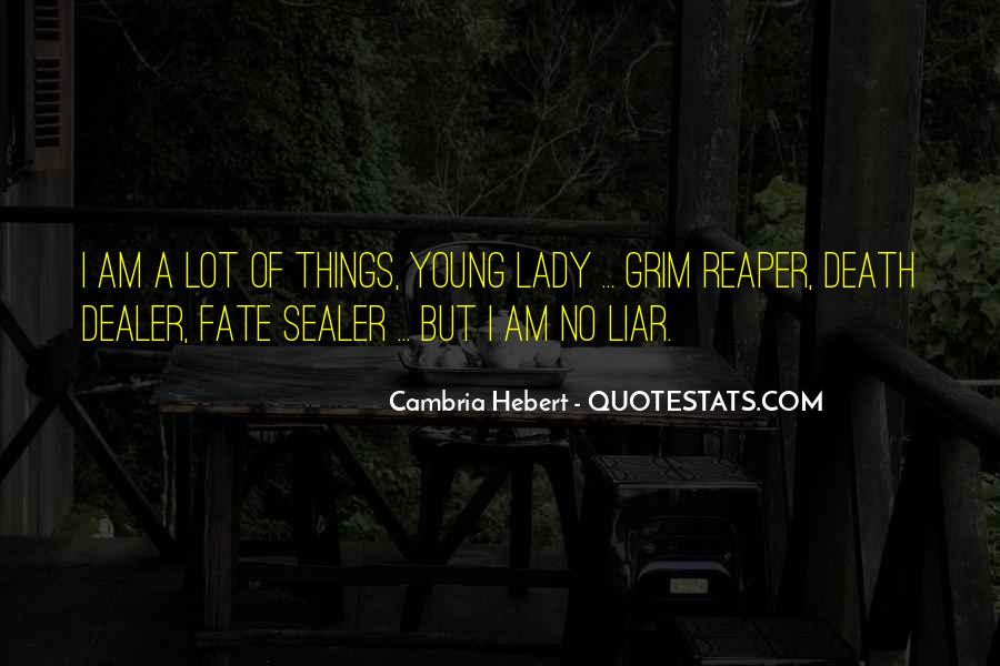 I'm A Lady But Quotes #588484