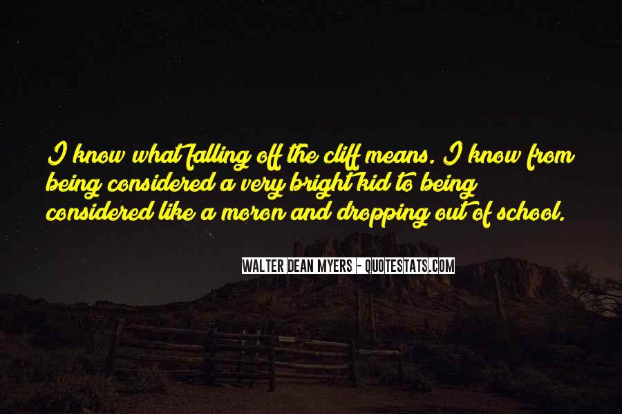 I'm A Moron Quotes #1715658