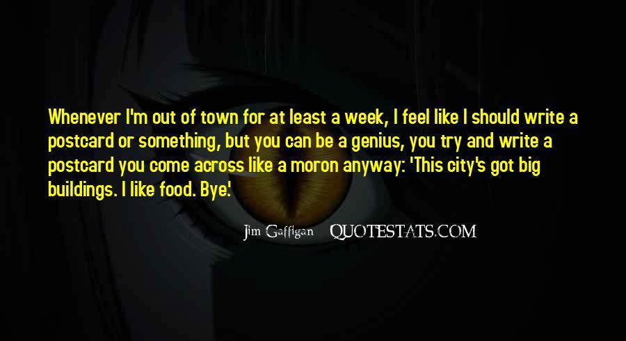 I'm A Moron Quotes #621752